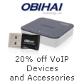 20% off VoIP Devices and Accessories