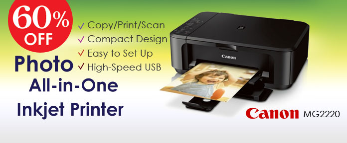 Photo All-in-one Inkjet Printer