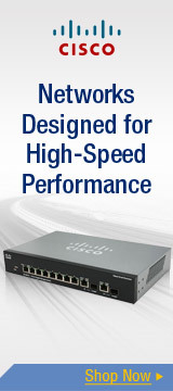 Networks designed for high-speed performance