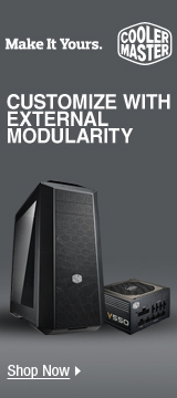 Customize with External Modularity