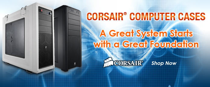 Shop corsair computer cases