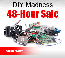 DIY Madness, 48-Hour sale