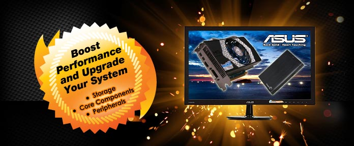Boost performance and upgrade your system