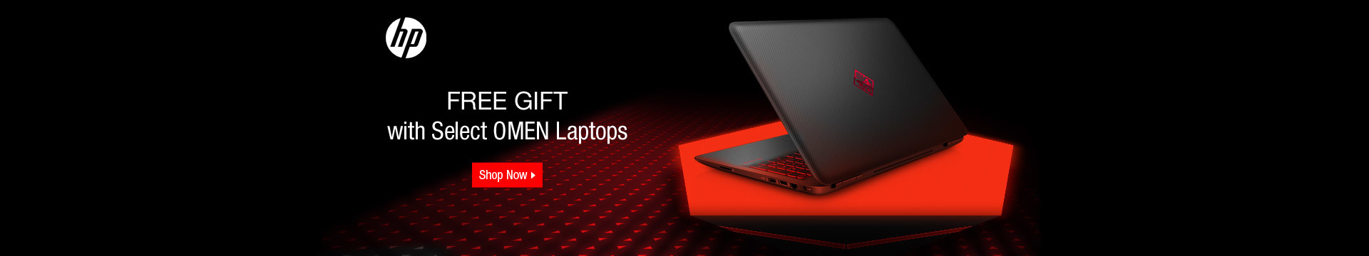 Free gift with select OMEN laptops