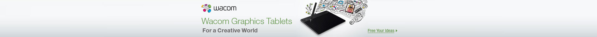 Wacom Graphics Tablets