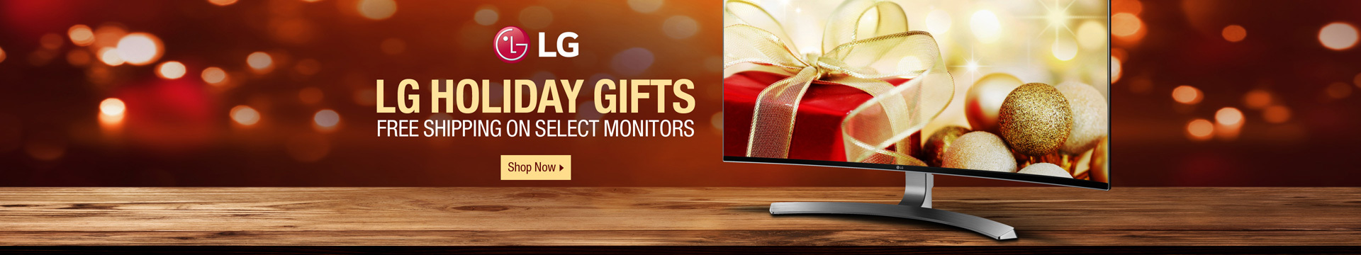 LG HOLIDAY GIFTS