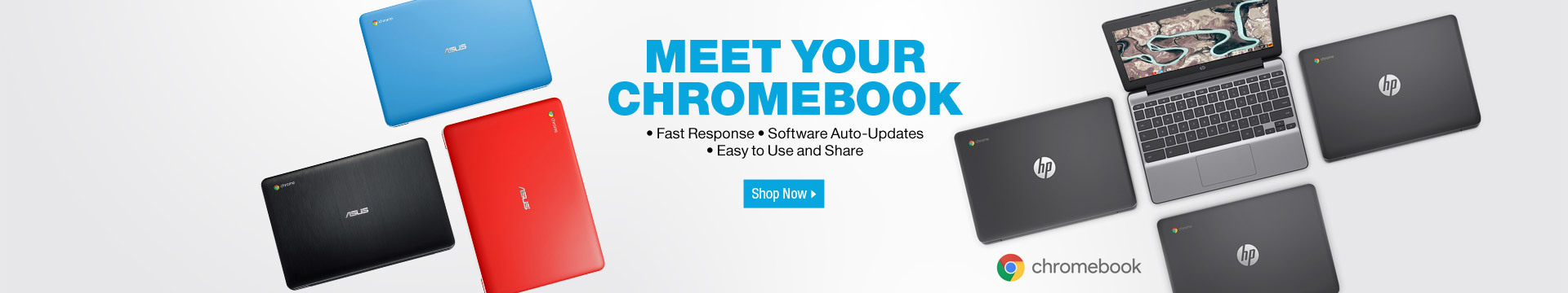 Meet your chromebook
