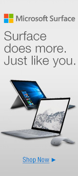 Surface does more. Just like you