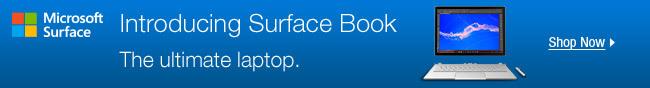 Introducing Surface Book