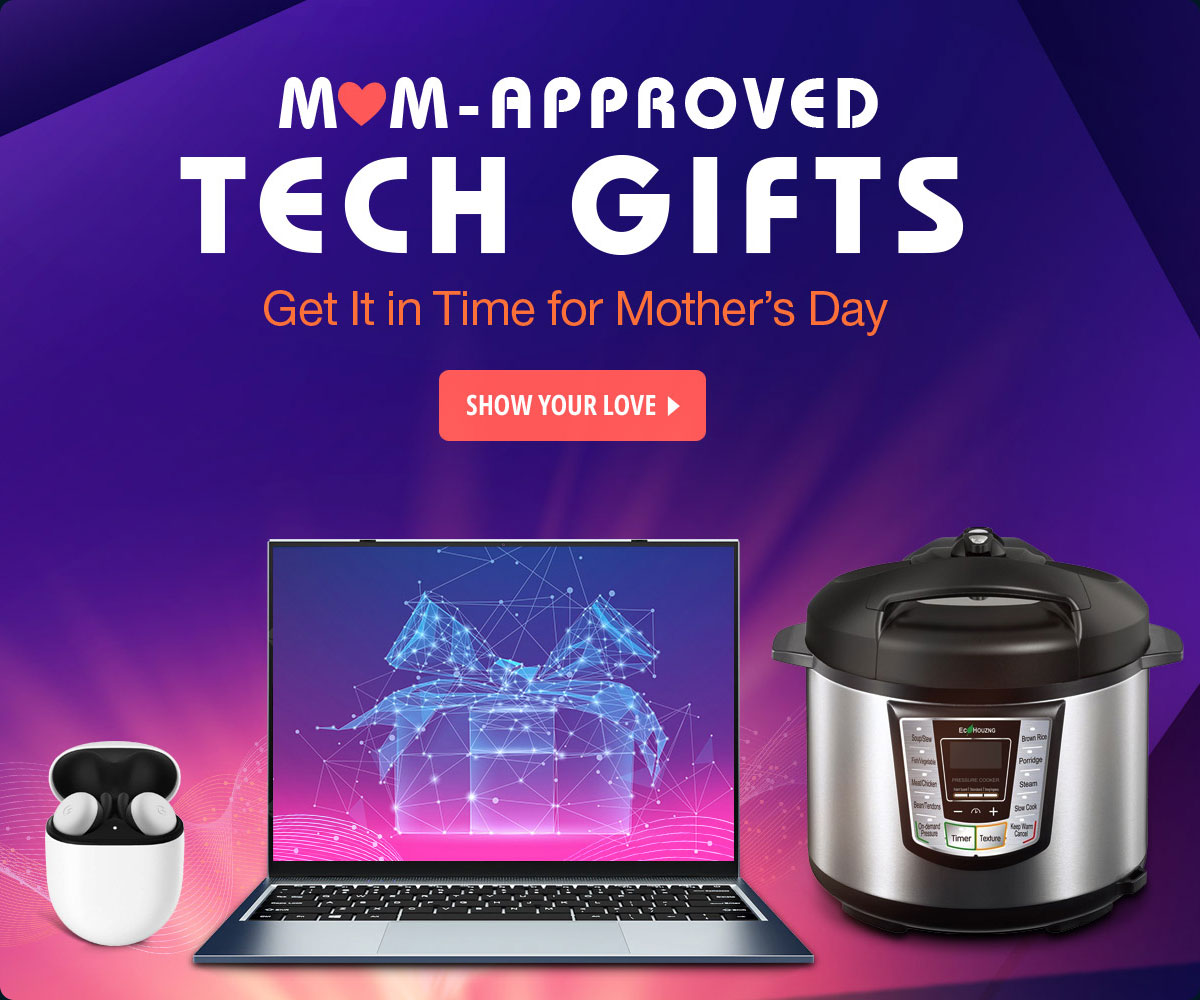 MOM-APPROVED TECH GIFTS