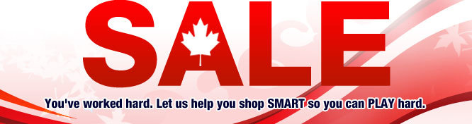 You've worked hard. Let us help you shop SMART so you can PLAY hard.