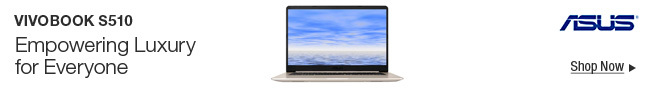 ASUS - Vivobook S510 - Empowering Luxury for Everyone