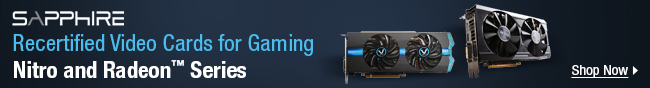 SAPPHIRE - Recertified Video Cards for Gaming