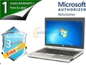 "Refurbished: HP EliteBook 2560p Intel Core i5 2.53 GHz 12.5"" Laptop, 4GB Memory, 250GB HDD, Intel HD Graphics"