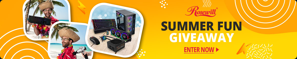 Rosewill - Summer Fun Giveaway!