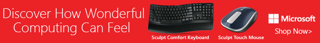 Microsoft - Discover How Wonderful Computing Can Feel. Shop Now.