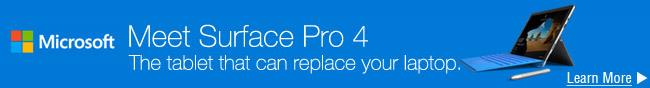 Microsoft - Meet Surface Pro 4