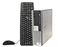 Refurbished: DELL Desktop Computer OptiPlex 980 Intel Core i5 650 (3.20 GHz) 4 GB DDR3 250 GB HDD Windows 7 Professional 64-Bit