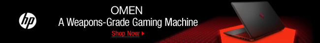 HP OMEN - A Weapons-Grade Gaming Machine
