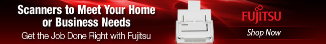 Fujitsu - Scanners to Meet Your Home or Business Needs. Get the Job Done Right with Fujitsu. Shop Now
