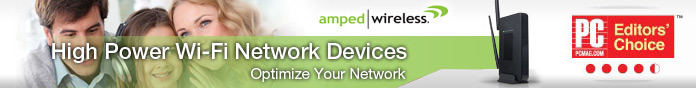 High power Wi-Fi network devices
