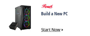 BUILD A NEW PC