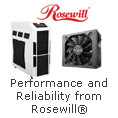 Performance and reliability from Rosewill