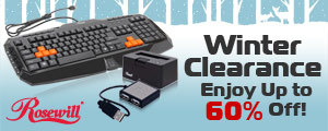 Winter Clearance! Enjoy Up to 60% Off!