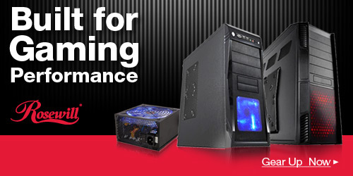 Built for Gaming Performance