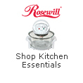 Extensive Selection of Kitchen Essentials