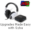 Upgrades Made Easy With Syba