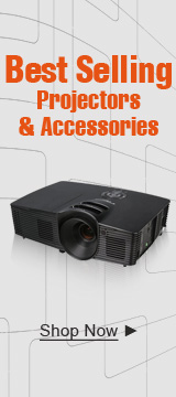 Best selling projectors & accessories