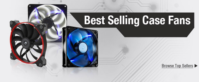 Best Selling Case Fans