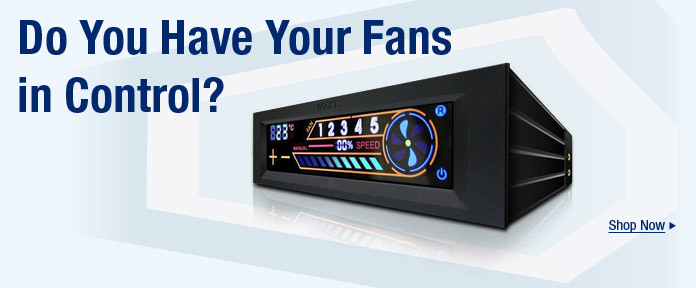 Do you have your Fans in Control?