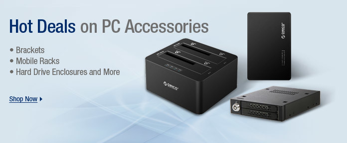Hot deals on PC accessories