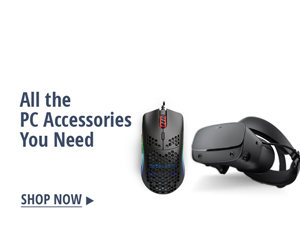 All the PC accessories you need