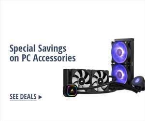 Special savings on PC Accessories