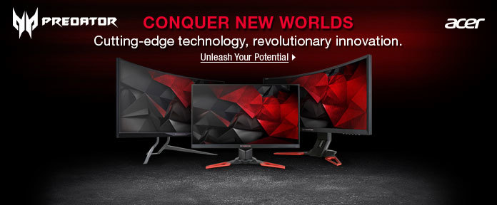 CONQUER NEW WORLDS: Cutting-edge technology, revolutionary innovation