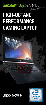 High-octane performance gaming laptop
