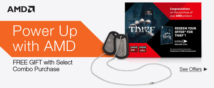 Power Up with AMD