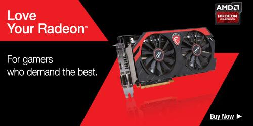 Love Your Radeon