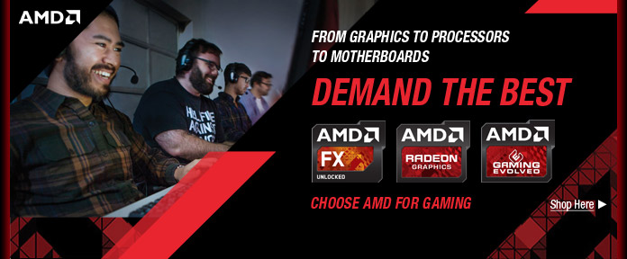 FROM GRAPHICS TO PROCESSORS TO MOTHERBOARDS
