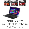 Free Game w/ Select Purchase