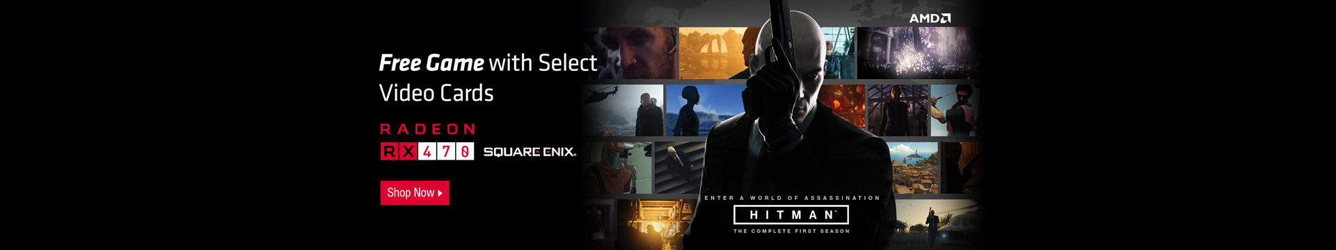 Free Game with Select Video Cards