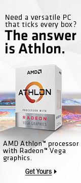 The answer is Athlon.