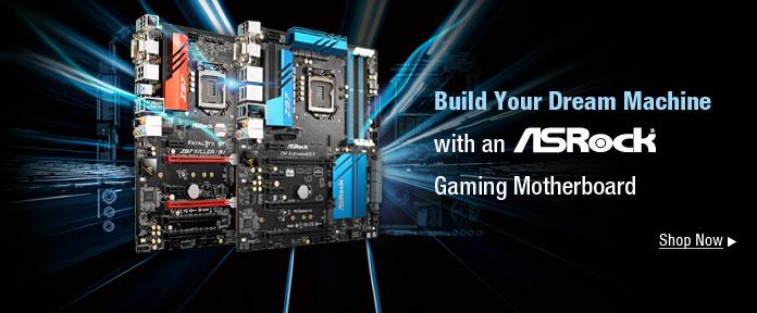 Build your dream machine