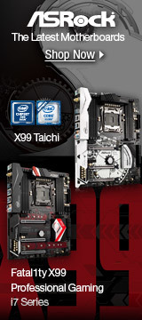 Fatal1ty X99 Professional Gaming i7 Series
