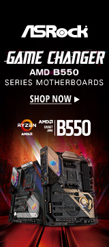 AMD B550 SERIES MOTHERBOARDS