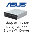 Shop ASUS for DVD, CD and Blu-ray Drives