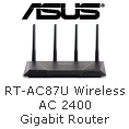 RT-AC87U Wireless